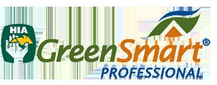 HIA GreenSmart Professional Logo