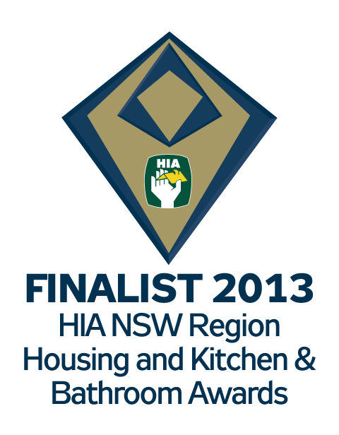 NSW Housing Awards 2013 Finalist